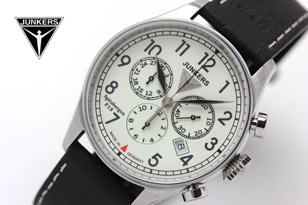 ユンカース junkers 腕時計 61865qz203569