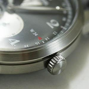 junkers ユンカース 自動巻き式腕時計 6360-2at-203511 ケースケ径