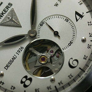 junkers ユンカース 自動巻き式腕時計 6360-4at-203512 文字盤