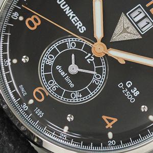 デュアルタイム GMT機能