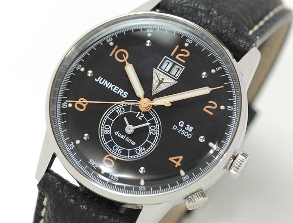 ユンカース junkers 腕時計 6940-5qz