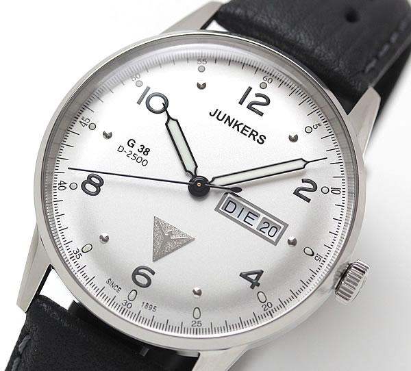 ユンカース 腕時計