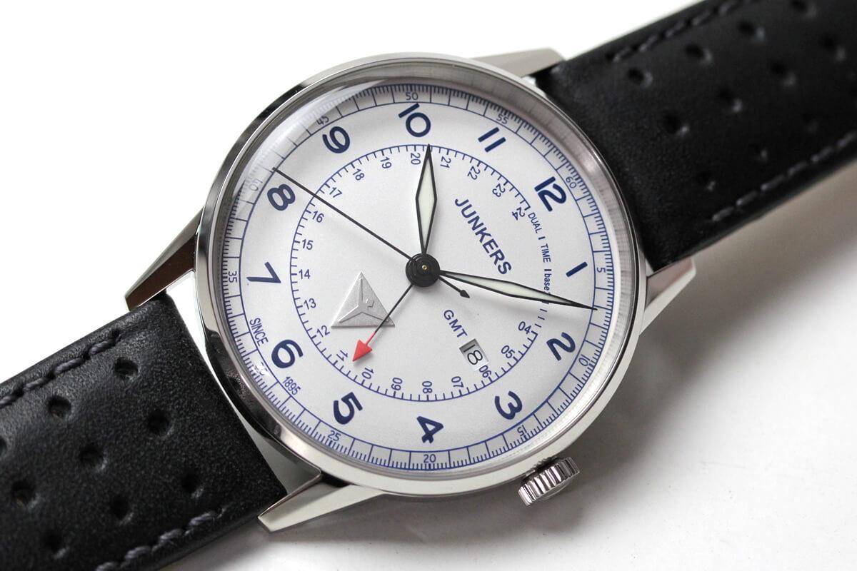 junkers(ユンカース)腕時計 6946-3qz ドイツウォッチ