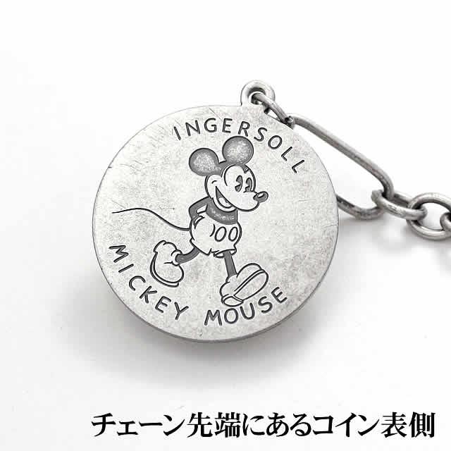 ミッキーマウスコイン 表