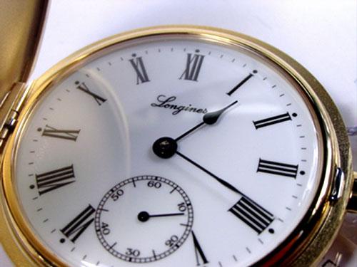 ロンジン 懐中時計 品番L7-012-2-211