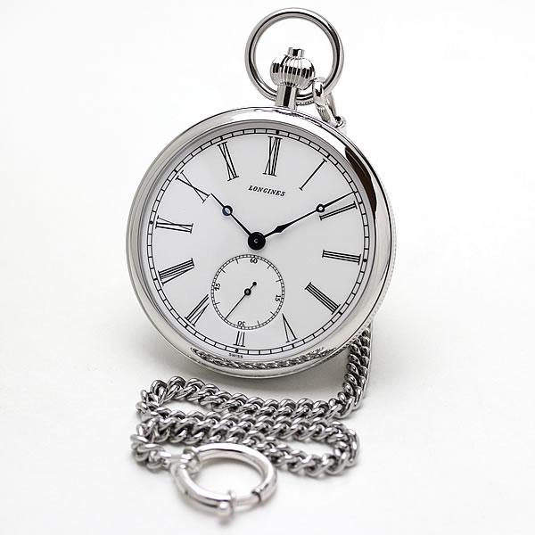 ロンジン時計レピン 懐中時計