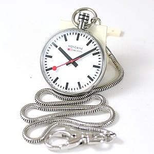 モンディーン鉄道時計