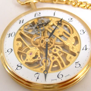 TISSOT Pocket Watch