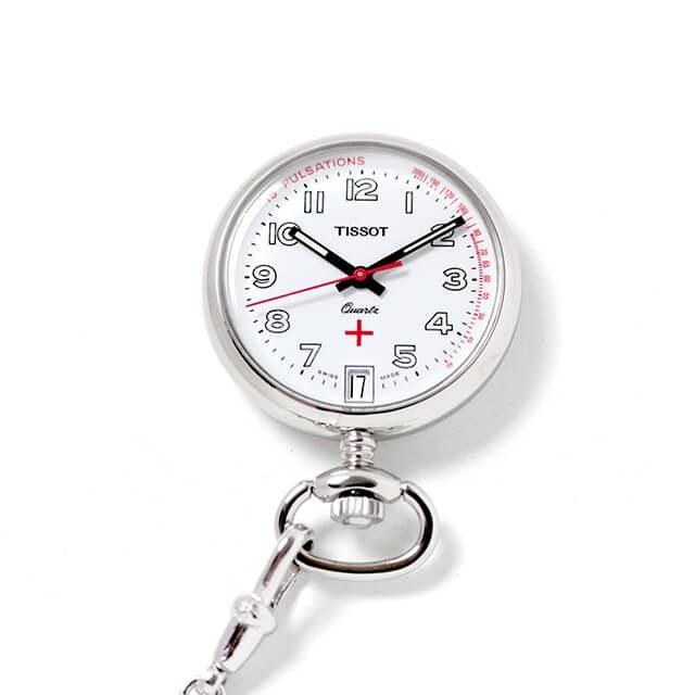 t81722112 ティソ ナースウォッチ 看護師の方の時計