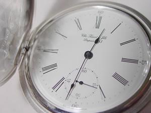 ティソ、TISSOT 懐中時計 T81.6.210.12
