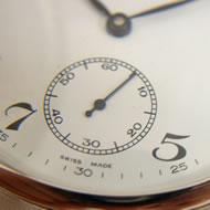 TISSOT懐中時計