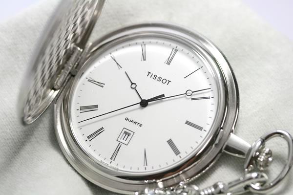 TISSOT 懐中時計