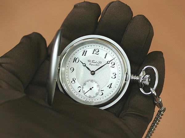 ティソ懐中時計 T83.7.407.32 詳細
