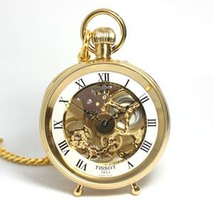 スタンド式 懐中時計