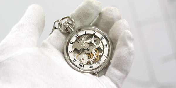 ティソ懐中時計 T86.6.701.33