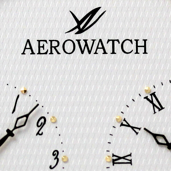 AERO(アエロ) デュアルタイム懐中時計 05826 JA02