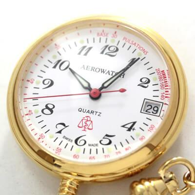32825ja01 ナースウォッチ 懐中時計 ポケットウォッチ