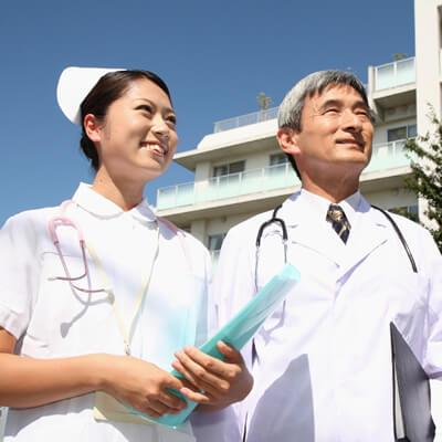 医療現場で活躍する人へ 時計