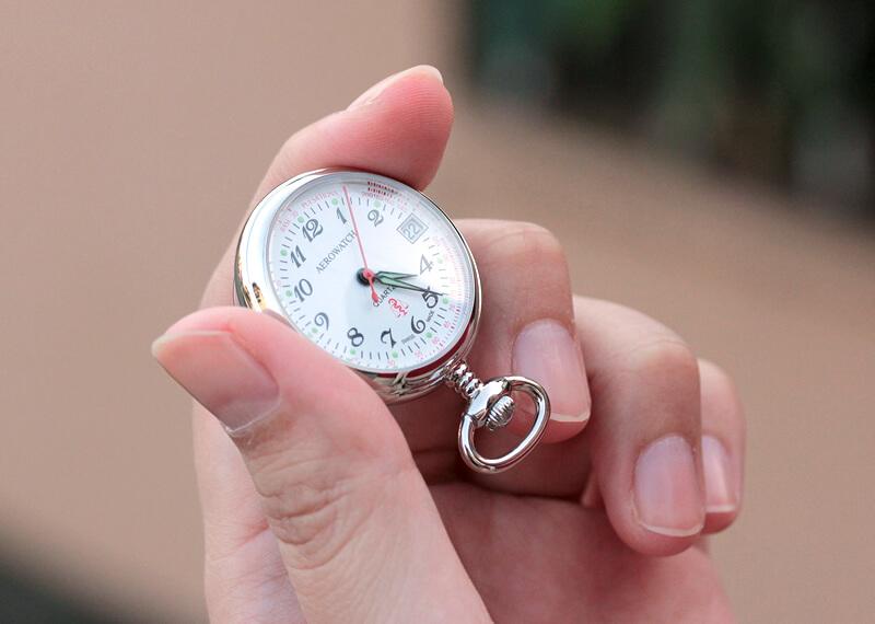 32825pd01 aero(アエロ) ナースウォッチ 懐中時計