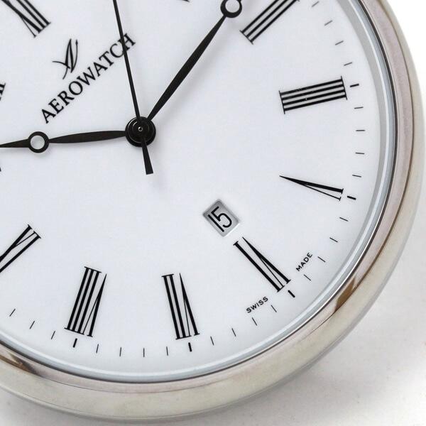 42616aa03jungfrau ユングフラウモデル AERO(アエロ) クォーツ懐中時計