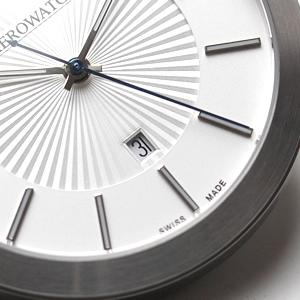 アエロ 懐中時計 カレンダー