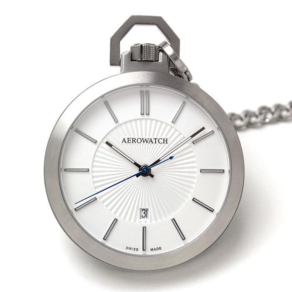 42818aa02 アエロ AERO 懐中時計 詳細