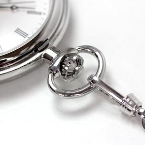 アエロ ハンターケース懐中時計 リューズ