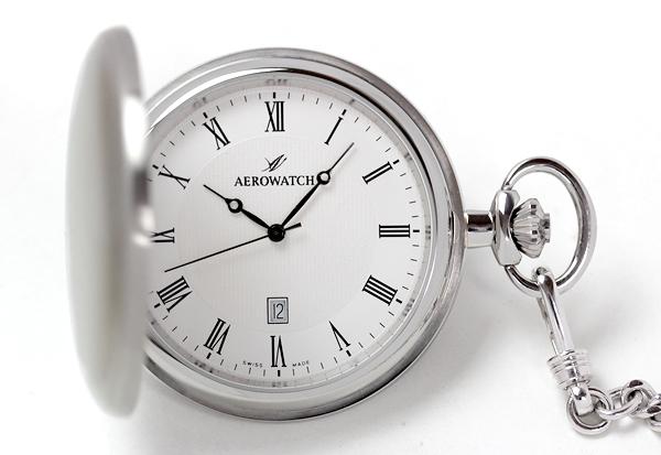 42639aa04-6380argr アエロ AERO 懐中時計