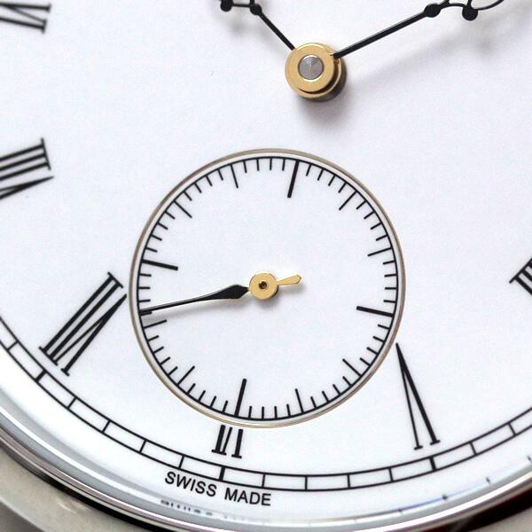 懐中時計のスモールセコンド部分