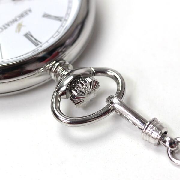 懐中時計専用のチェーンが付属