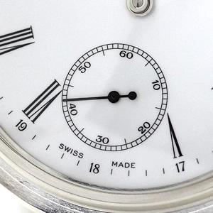 アエロ懐中時計 スモールセコンド