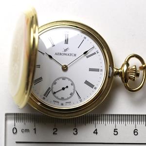 アエロ懐中時計 サイズ