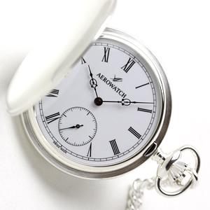 アエロ懐中時計 大きさ比較