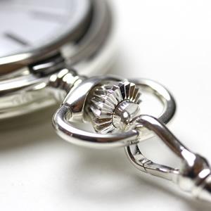 懐中時計のリューズ部分