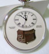 ボーグリ 懐中時計 M20-RM
