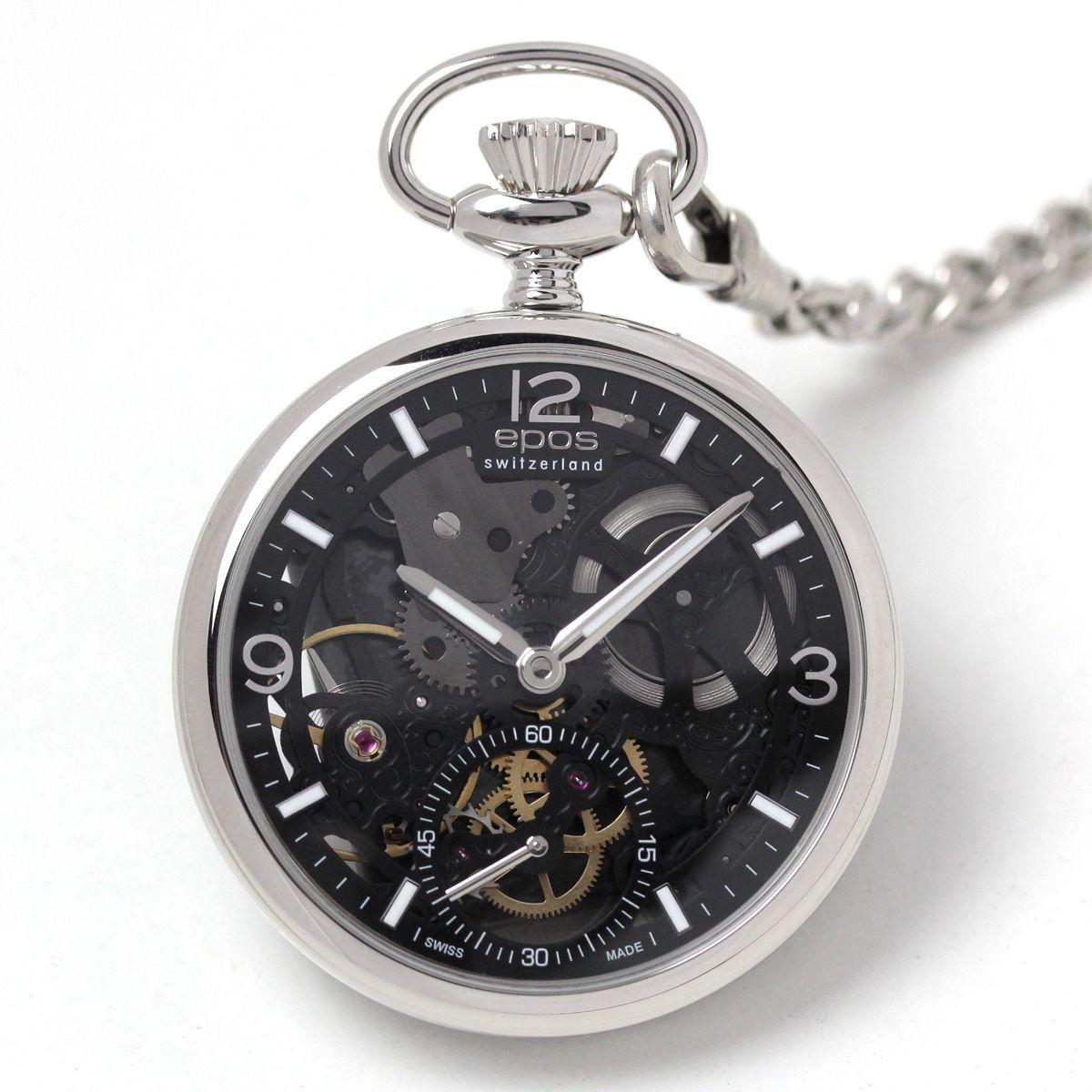 エポス 懐中時計 2003skbk