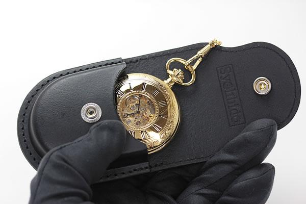 懐中時計専門店 オリジナルケース