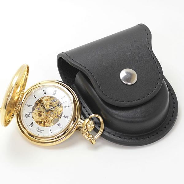 懐中時計とケースのセット