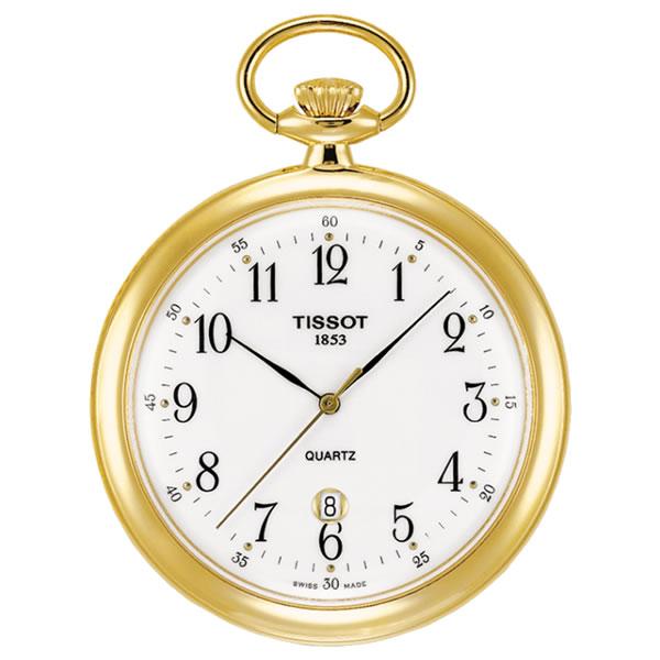 ティソ 懐中時計 t82455012