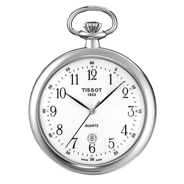 ティソ 懐中時計 t82655012
