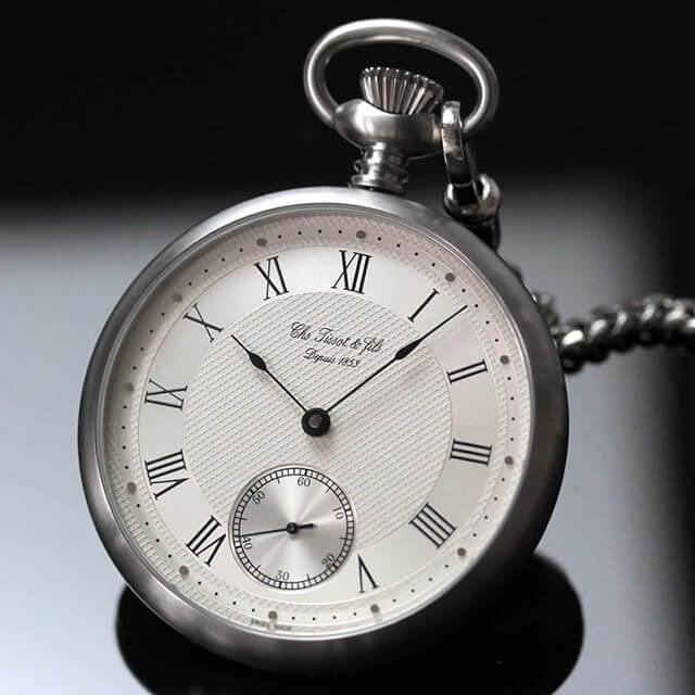ティソ 懐中時計 t82740933