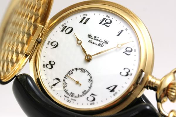 ティソ 懐中時計 t83440212