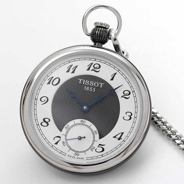ティソ 懐中時計 t8604052903200