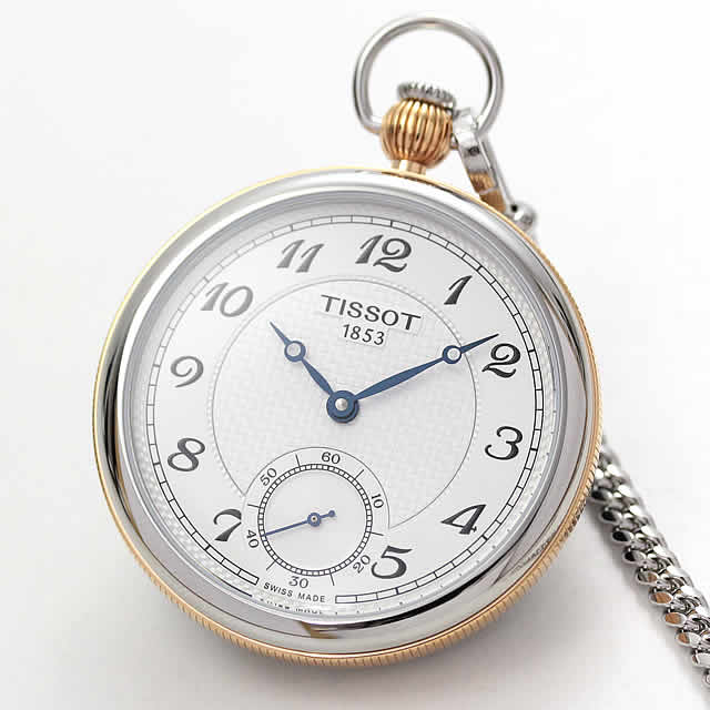 ティソ 懐中時計 t8604052903201