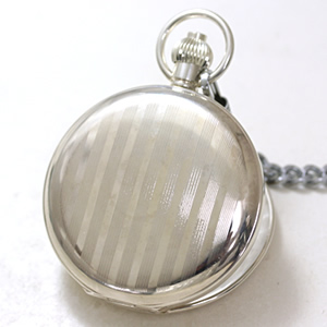懐中時計 ケース彫刻 カトレックス