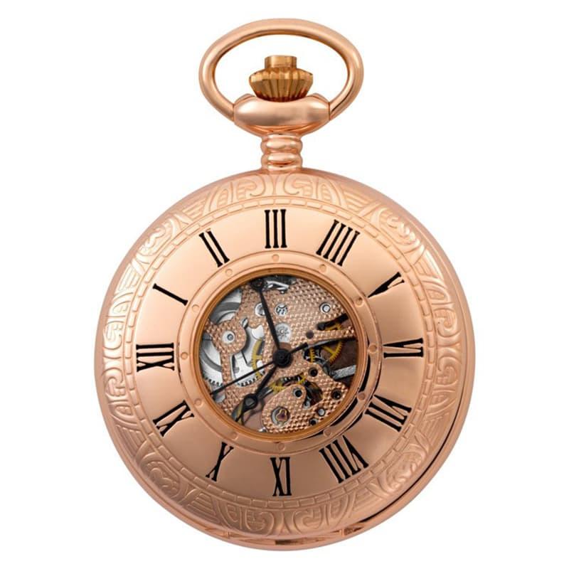 Charles-Hubert(チャールズヒューバート)懐中時計 手巻き式 ポケットウォッチ