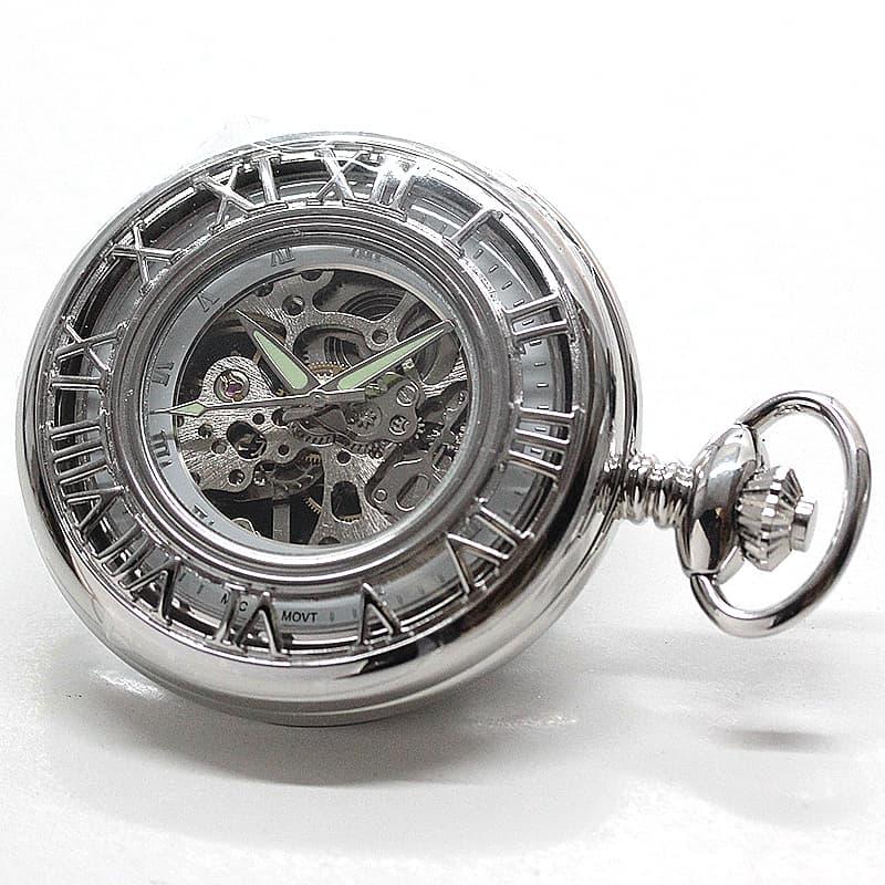 近未来的な懐中時計