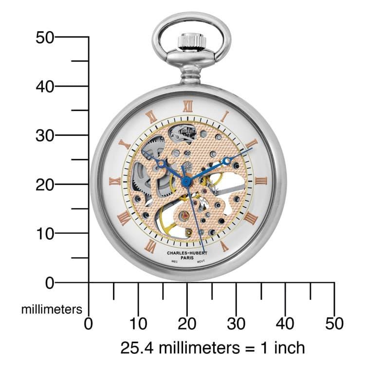 懐中時計 サイズ