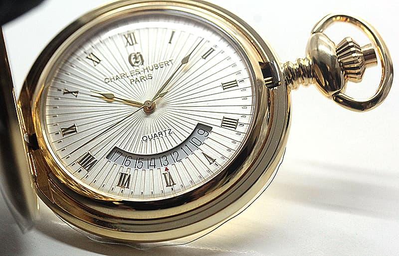 電池式懐中時計