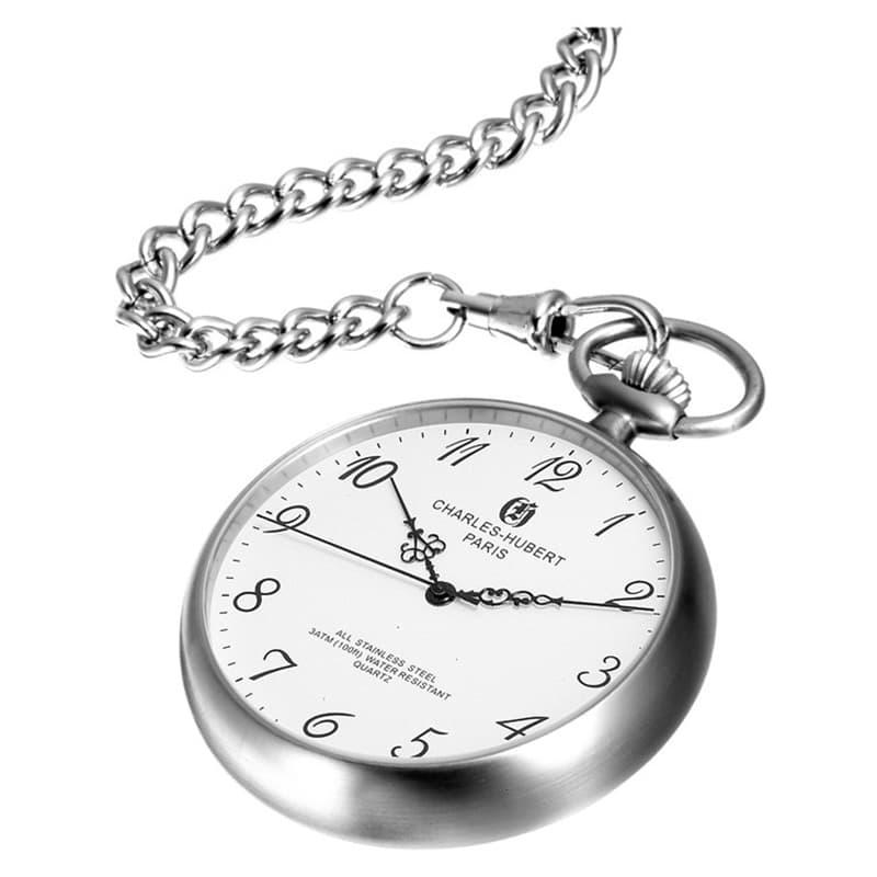 電池式のお手頃な懐中時計